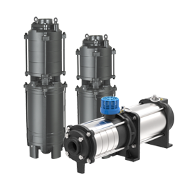 Openwell submersible pumps