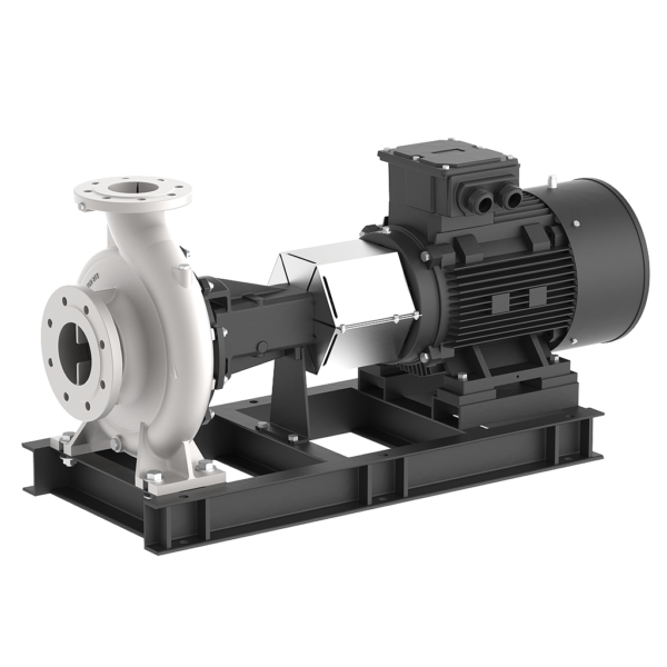 single stage long coupled end suction pumps LBSS