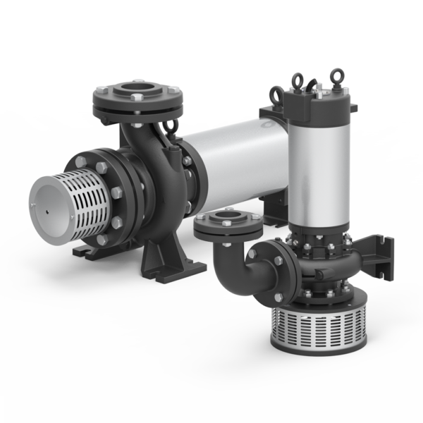 Submerged Centrifugal Pumps