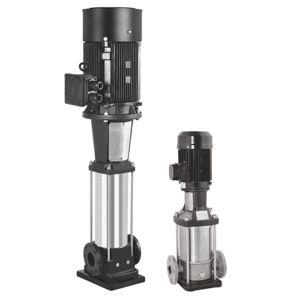 vertical multistage inline centrifugal pumps LCR-series