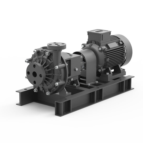 chemical thermoplastic centrifugal pumps LAC