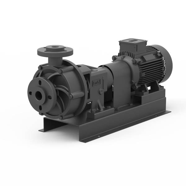 chemical thermoplastic centrifugal pumps LBC